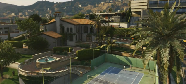 File:Michael's House-GTAV.png