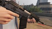 Heavy Shotgun-GTAV-Markings