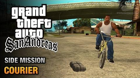 GTA San Andreas - Courier
