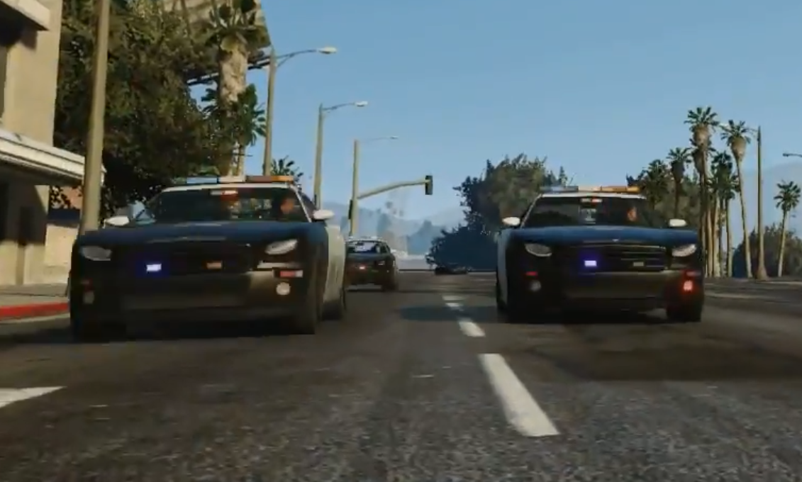 100+ Gta 5 Police Buffalo Location – yasminroohi