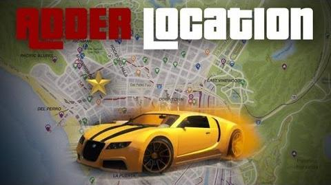 GTA V - Truffade Adder Location