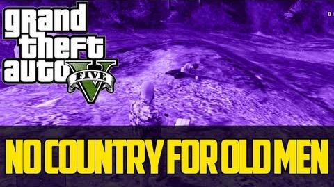 GTA V Easter Eggs, Glitches & Secrets 010 No Country For Old Men