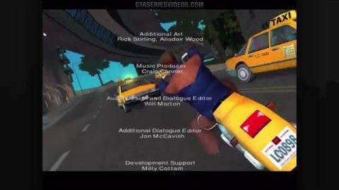 GTA Liberty City Stories Mobile - End Credits