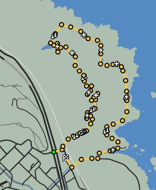 File:The Gordo Run GTAO Verified Map.png