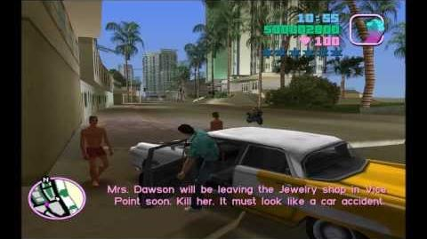 Grand Theft Auto Vice City Gameplay Playthrough w Turbid TG1 Part 7 - The Drunk Wife
