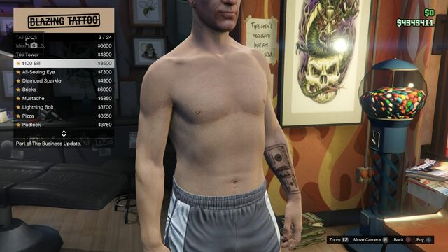 File:Tattoo GTAV Online Male Left Arrm $100 Bill.jpg