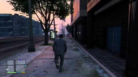 GTA V - Random Events - ATM Robbery (Little Seoul)