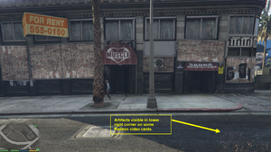 GTAV PC Screenshot R9280 MSAA Artifacts