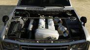 Vulcar Warrener Twinturbo Engine GTAV