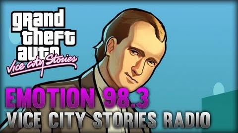 GTA VCS Radio - Emotion 98