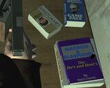 SouthBohanSafehouse-GTAIV-Books