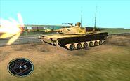 M1A2(DesertCamo)fire(No ENB)