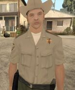 Desert cop