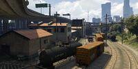 Railyard (Deathmatch)