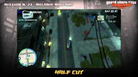 GTA Chinatown Wars - Walkthrough - Mission 23 - Half Cut