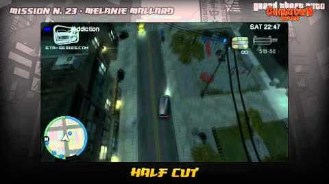 GTA Chinatown Wars - Walkthrough - Mission 23 - Half Cut