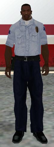 Medic Uniform (GTASA)