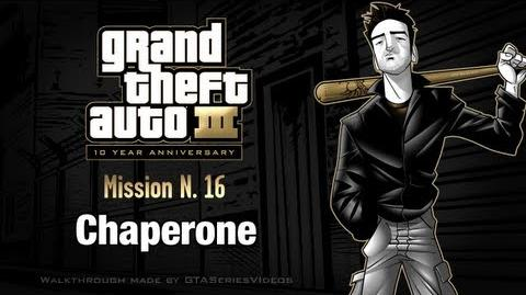 GTA 3 - iPad Walkthrough - Mission 16 - Chaperone