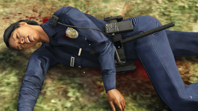 File:Officer Jernigan GTAO Chopper Tail Dead.png