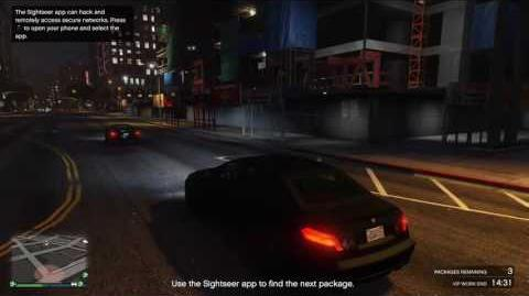 GTA V - Schafter LWB Armored Gearbox