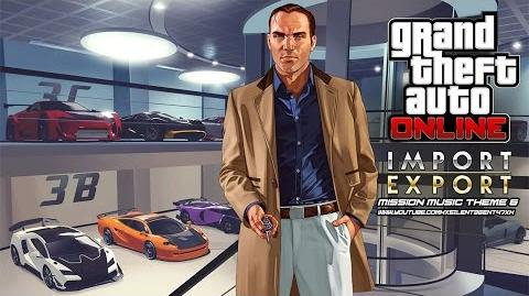 Grand Theft Auto GTA V 5 Online Import Export - Mission Music Theme 6