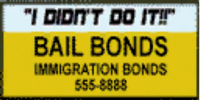 I Didn't Do It Bail Bonds