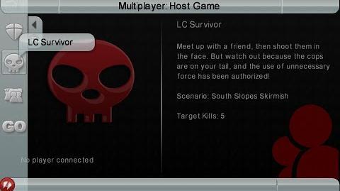 GTA Chinatown Wars - Multiplayer - LC Survivor Mode (PSP)
