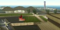 Escobar International Airport