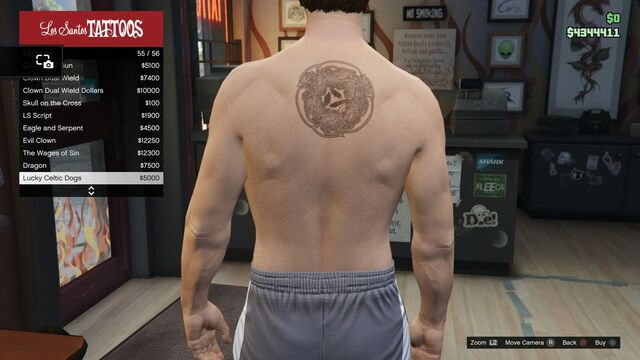File:Tattoo GTAV Online Male Torso Lucky Celtic Dogs.jpg