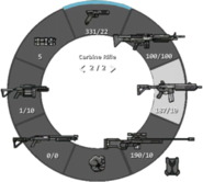 Weapon Selection Wheel