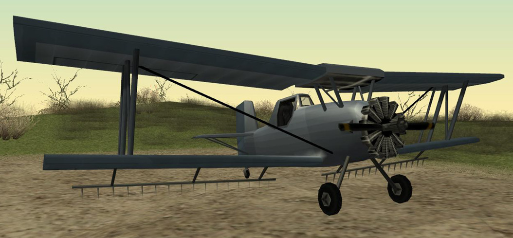 how to get a crop duster in gta 5