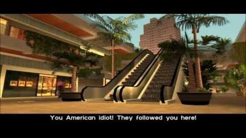 "GTA Vice City Walkthrough HD - Mission 8 "" Mall Shootout """