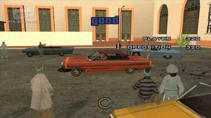GTA San Andreas - Walkthrough - Challenge - Lowrider (HD)
