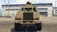 InsurgentPickUpCustom-GTAO-Rear