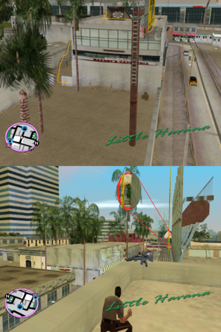 File:GTAVC HiddenPack 75 E end of Kaufman Cabs billboard above Café Robina.png