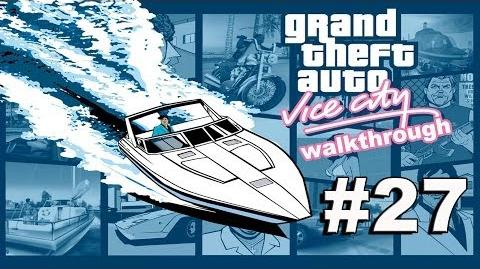 Grand Theft Auto Vice City Playthrough Gameplay 27