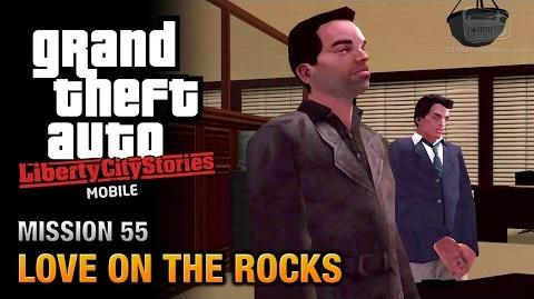 GTA Liberty City Stories Mobile - Mission -55 - Love on the Rocks