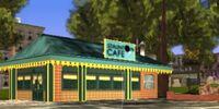 Staunton Café
