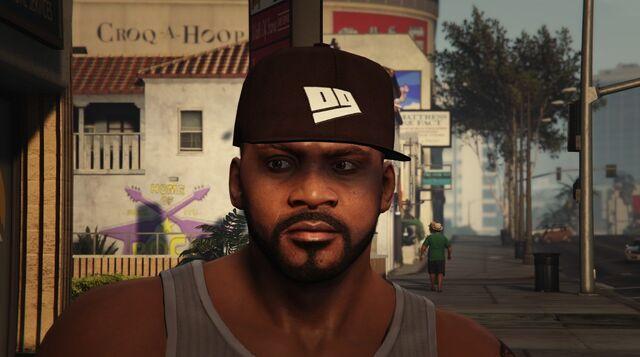 File:Franklin Wearing OG Cap.jpg