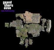 GTA SanAndreas City