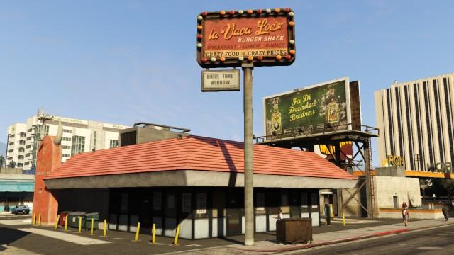 Gta V Restaurant Hotel