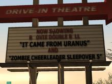 Astro Drive-in Theatre-Stand