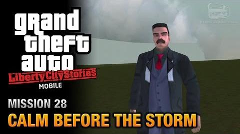 GTA Liberty City Stories Mobile - Mission 28 - Calm Before the Storm