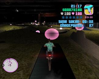 Dirtring-GTAVC-gameplay