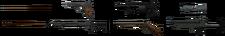 GTA TLaD guns