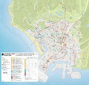 LS Transit System Map