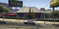 Hardcore Comic Store