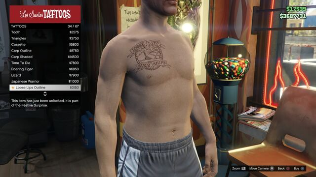 File:Tattoo GTAV Online Male Torso Loose Lips outline.jpg