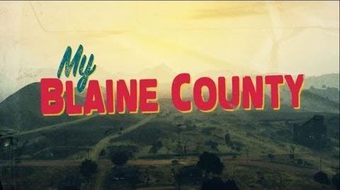 GTA 5 - My Blaine County Commercial!