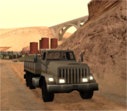 BarracksFlatbed-GTASA